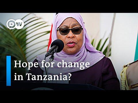 Tanzania's new leader Samia Suluhu Hassan: Paving the way towards more democracy?   DW News