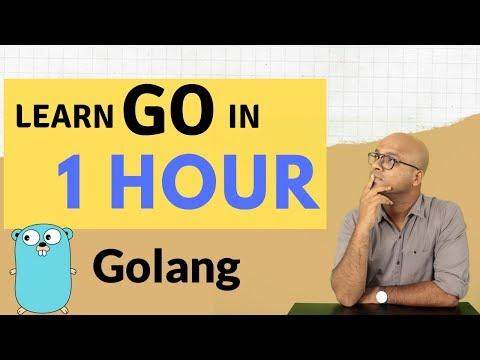 Go Tutorial Basic | Golang