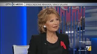 Otto e mezzo - Prescrizione rinviata, vince Salvini (Puntata 08/11/2018)