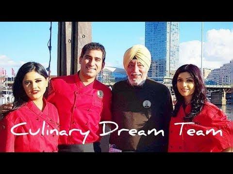 Culinary Dream Team | Manjit's Wharf | King Street Wharf | Two Mishti