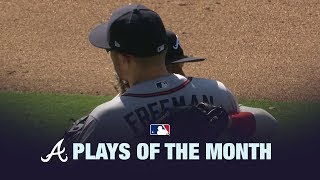 Atlanta Braves Plays of the Month | July