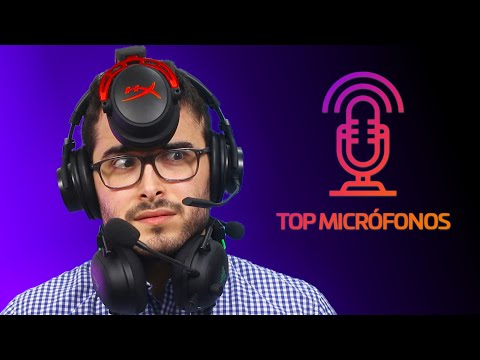 TOP MICRÓFONOS en AURICULARES GAMING BARATOS (-100€)