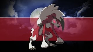 Add the Might of Lycanroc to Your Pokémon Sun or Pokémon Moon Game! by The Official Pokémon Channel