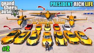 GTA 5 : MICHAEL PRESIDENT KI RICH LIFE || BB GAMING