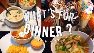WHAT'S FOR DINNER   OLIVE GARDEN CHICKEN GNOCCHI SOUP COPYCAT!