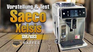 Saeco Xelsis SM7683 Vorstellung & Test