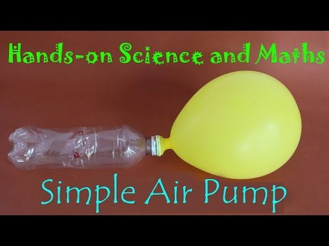 Simple Air Pump | Hindi