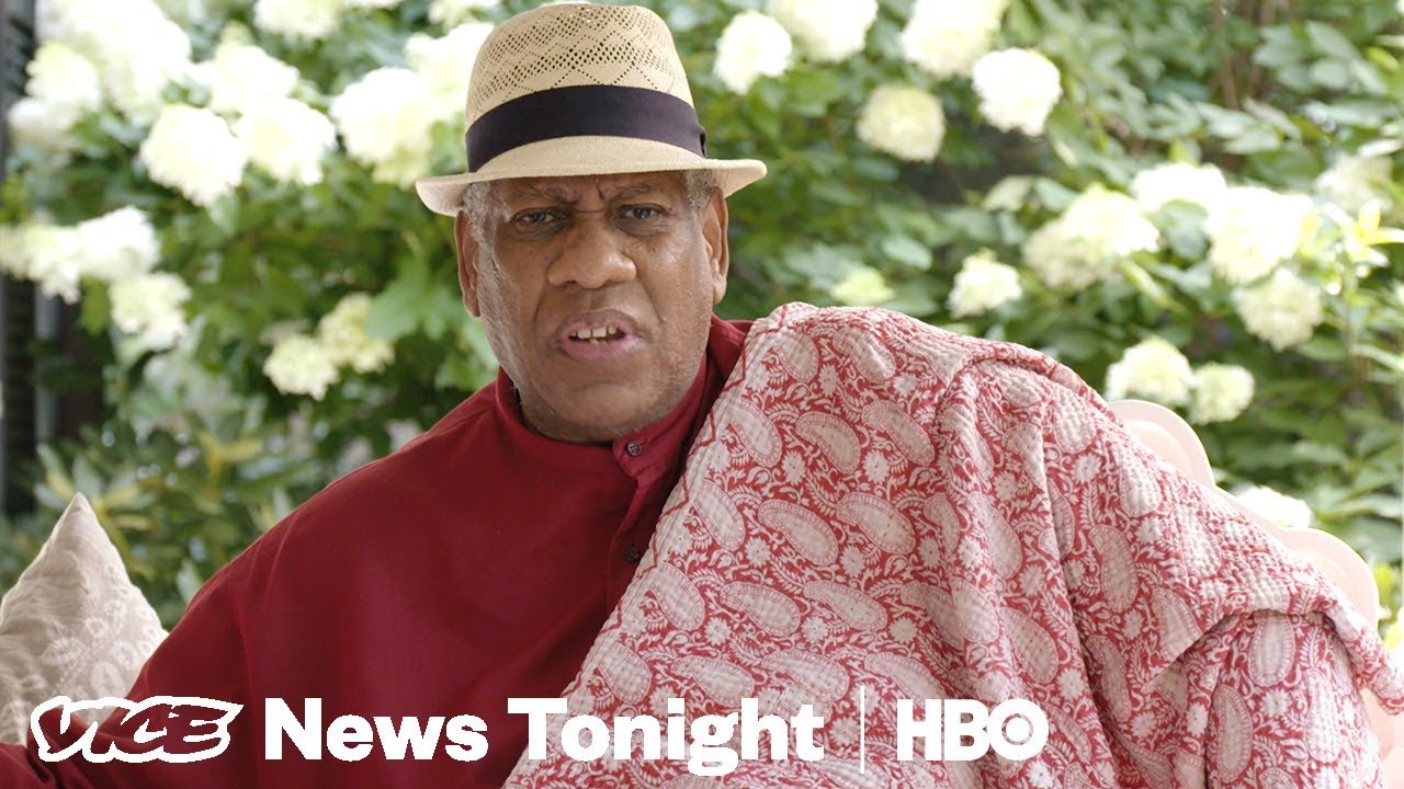 Andre Leon Talley on Paul Manafort's Style Choices