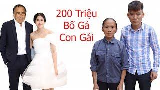 Hưng Vlog - Bố Vợ Thách Cưới 200 Triệu Mới Gả Con Gái Đòi Mẹ Bà Tân Vlog Cắm Sổ Đỏ