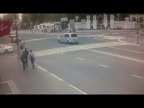 В Твери сбили пешехода на переходе