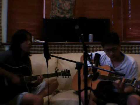 hearts burst into fire acoustic -- Bullet for my Valentine cover