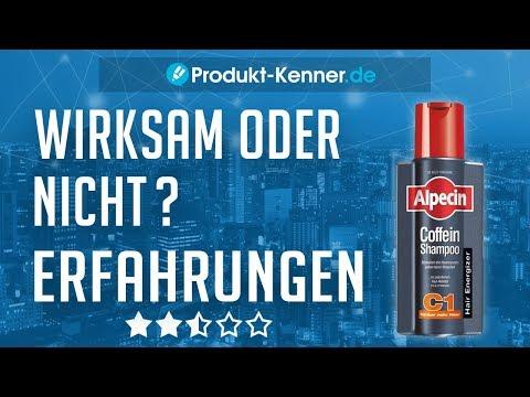 [FAZIT] Alpecin Coffein Shampoo Erfahrungen + Review | Doping für die Haare im Test!