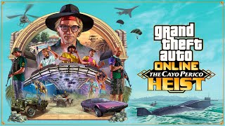 GTA Online: Watch the New Trailer for The Cayo Perico Heist, Details & more