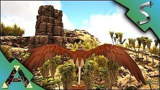 THE NEW RAGNAROK MAP EXTENSION! TASMANIA, WYVERN COAST U0026 TEMPLE!   Ark: