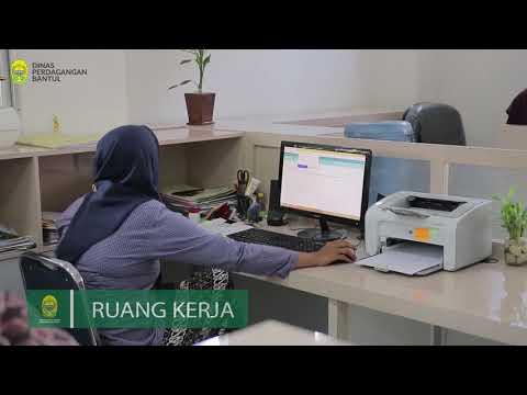 Profil Dinas Perdagangan Kabupaten Bantul