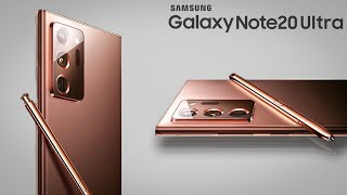 Samsung Galaxy Note 20 Ultra is OFFICIALLY HERE!