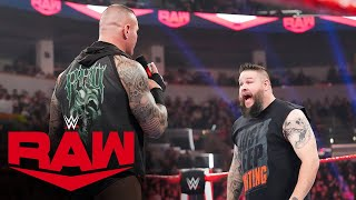 Kevin Owens interrupts Randy Orton's apology to Edge: Raw, Feb. 24, 2020