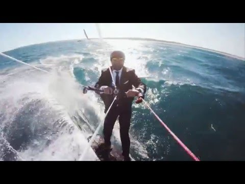 Mercedes-Benz | HUGO BOSS   The SkyWalk by Alex Thomson