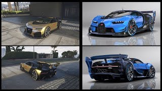 GTA 5 ONLINE   All Super Cars In Real Life