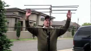 Weather Resistant Field Antenna