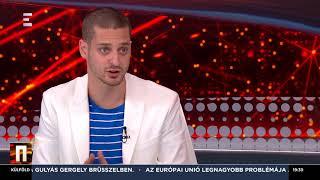 LMP: A Kormánynak A Migrációs Krízis Csak Kommunikációs Eszköz - Ungár Péter - ECHO TV