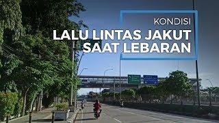 Lebaran Idul Fitri 2020, Begini Kondisi Lalu Lintas di Jakarta Utara