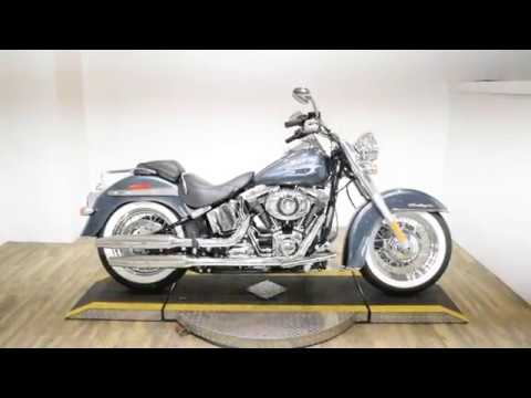 2015 Harley-Davidson Softail® Deluxe in Wauconda, Illinois - Video 1