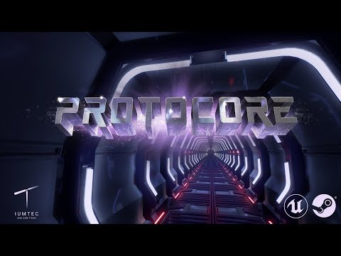 Protocore : Protocore - First Pre-Alpha Trailer