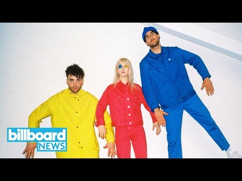 Paramore Drops Single, 'Hard Times,' Announce New Album, 'After Laughter' | Billboard News