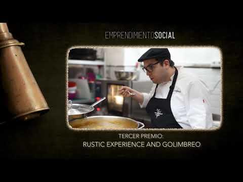 Rustic Experience Andalucia: tercer galardonado I Premio de Emprendimiento Social La Noria
