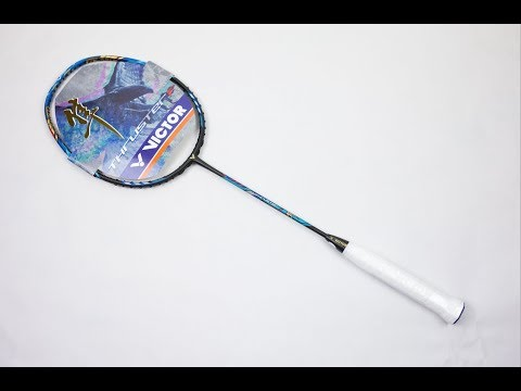 Review: VICTOR Thruster F Badminton Racquet 2018