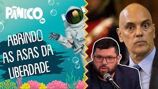 Oswaldo Eustáquio fala sobre impeachment contra Moraes: 'Sou a prova viva do abuso de autoridade'