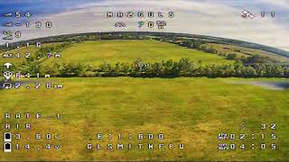 New range record with my fpv quadcopter / új távolságrekord az fpv-s quadkopteremmel :D 1180 meter