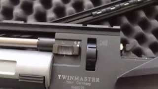 Rohm Twinmaster Action CO2