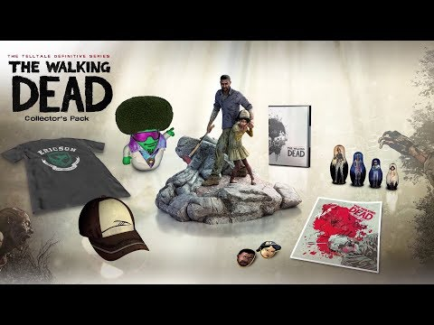 Announcing The Walking Dead: The Telltale Definitive Series! thumbnail