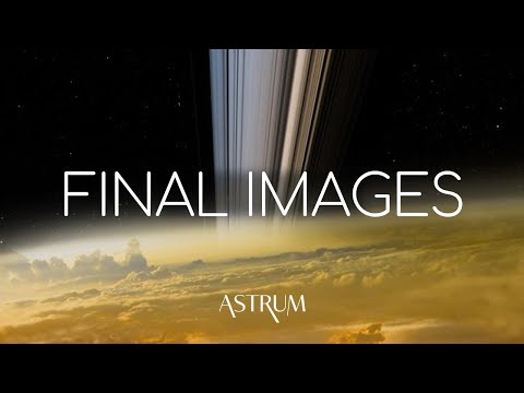 The Incredible Images of Saturn Captured by NASA's Cassini