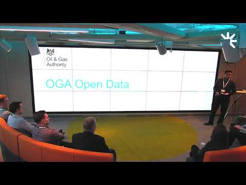 Tech20: Data, MER UK and the OGA