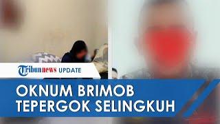 Oknum Brimob di Maluku Terpegok Mertua Tanpa Busana di Rumah Dokter, Ternyata Istri Sesama Polisi