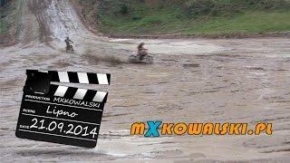 preview picture of video 'Lipno po  deszczu MX Masters'