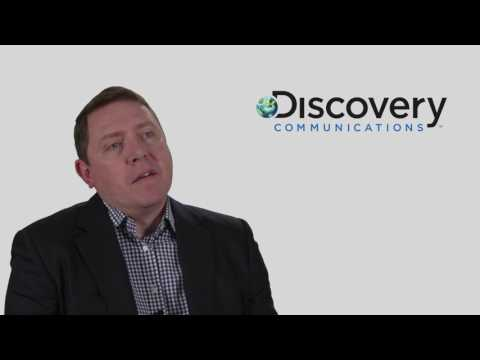 Discovery Communications' Digital Journey w/ Equinix