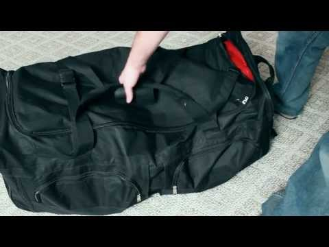 36″ Wheeled Carry Bag for Video Gear Review (Not for Dead Bodies)