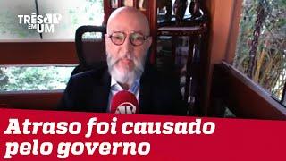 Josias de Souza: Única certeza sobre vacina no Brasil é que Bolsonaro não tomará