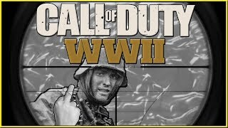 Call Of Duty: WW2 RANT!!! (Quickscopers & Lack Of Maps)