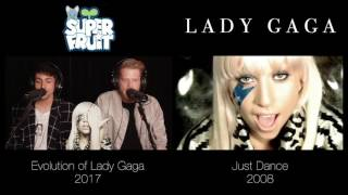 *COMING SOON* Evolution of Lady Gaga - Superfruit (side by side)