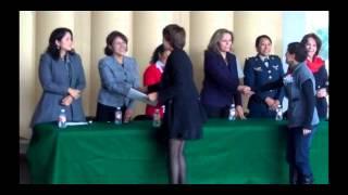 Reconocimiento a alumnas distinguidas de Ensenada