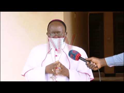 Archbishop Lwanga asks Govt to open up worship centres