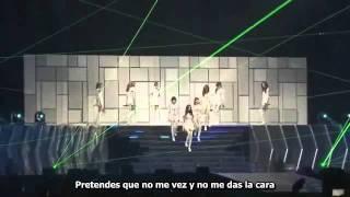 [SubESP] Let It Rain - SNSD @ Arena Tour 2011