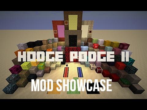[Mod Showcase] Hodge-Podge II by Eonaut