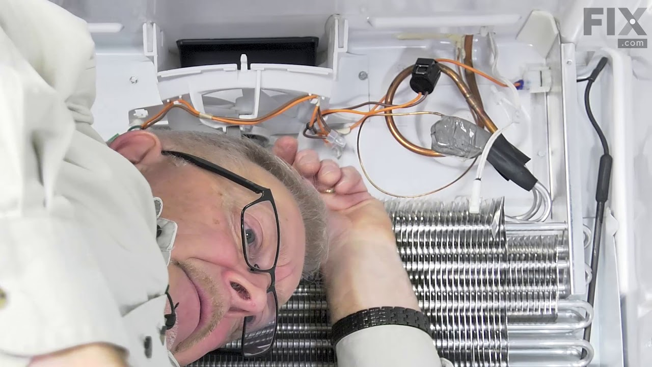 Replacing your Maytag Refrigerator Thermistor