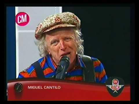 Miguel Cantilo video Yo yo - CM Rock 2016